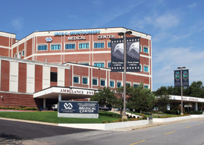 Jack C. Montgomery VA Medical Center Muskogee, OK