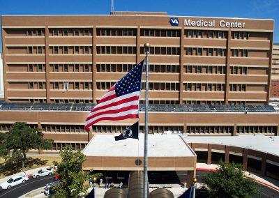Audie L. Murphy Memorial VA Hospital | Legionella Study San Antonio, TX
